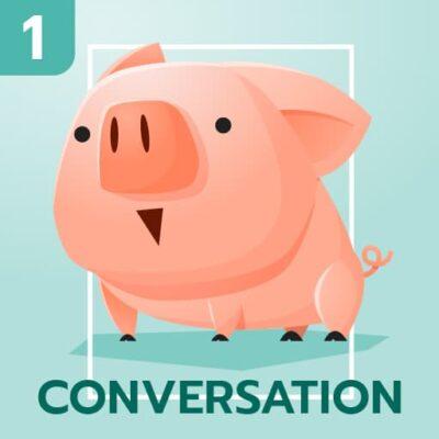 แนวข้อสอบอังกฤษ Conversation
