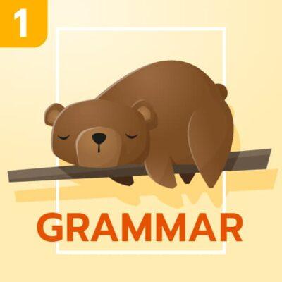 ข้อสอบ ภาษาอังกฤษ Grammar